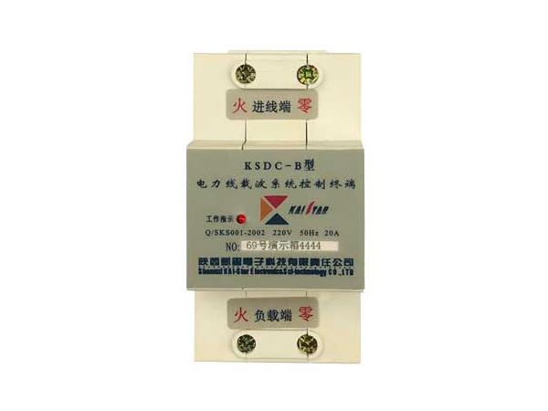KSDC-B型电力线万博手机登录max系统控制器